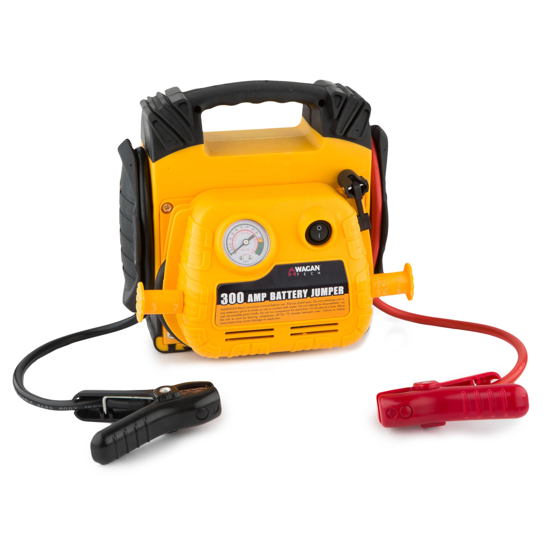 Amazon.com: Wagan 300 Amp Battery Jumper: Automotive