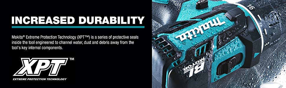 xpt extreme protection technology water wet seal dust debris protect components
