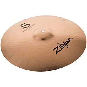 zildjian, medium, thin, crash, 18, beginner, starter, bundle, pro, professional, quality, S Family