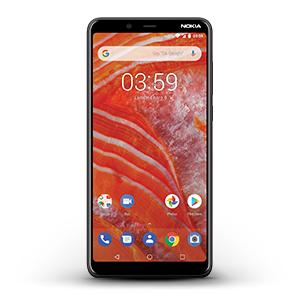 nokia, nokia mobile, nokia 3.1 plus, nokia 3.1, android, android pie, display, 6 inch, bigger