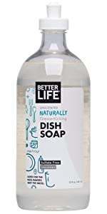 natural dish soap, dish soap