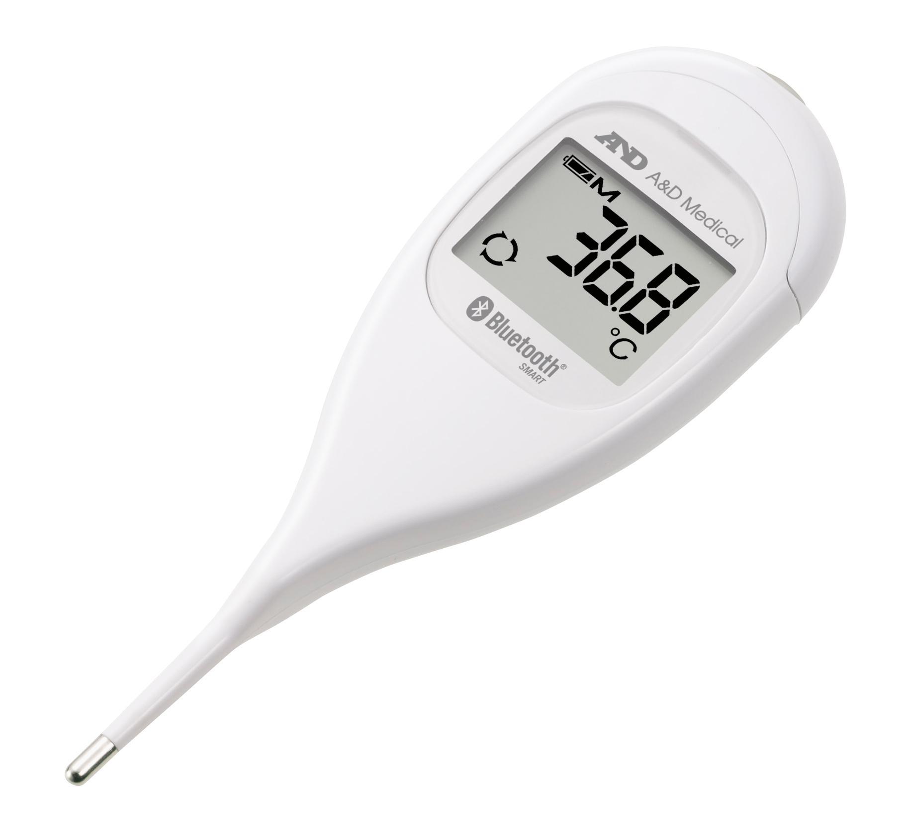 A&D, A&D medical, Termómetro Digital, Termómetro, Termómetro digital Bebé, Termómetro sin