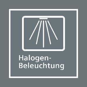 Halogen-Beleuchtung