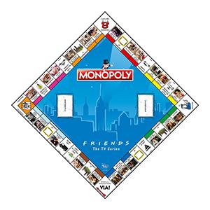friends, monopoly, hasbro, regali, gioco da tavolo, giochi, presente, gioco da viaggio