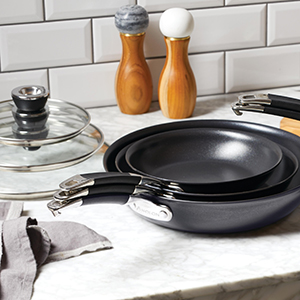 pots and pans, frying pan