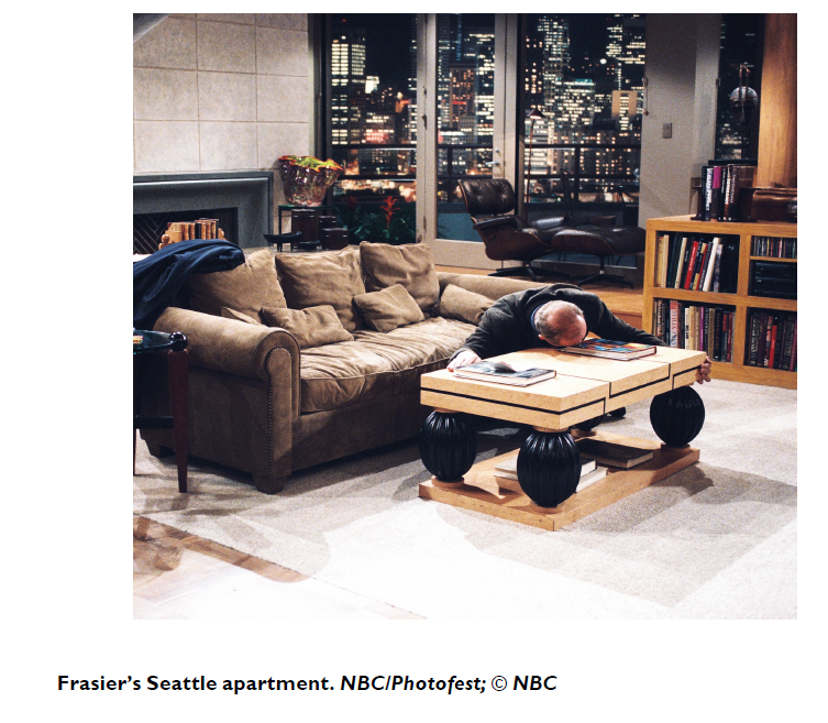 Amazoncom Frasier A Cultural History The Cultural History Of - Frasier coffee table