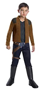 Han Solo Classic Child Costume