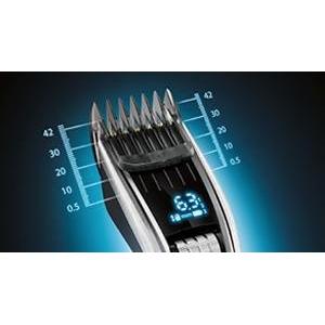 Philips Serie 9000 HC9490/15 - Cortapelos, ajuste fino cada 0.1 mm ...