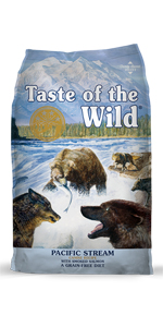 Pacific Stream, Salmon Dog Food