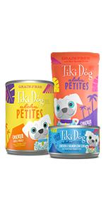 Tiki Dog Aloha Petites Wet Food