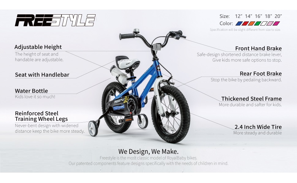 Freestyle Kid's Bike