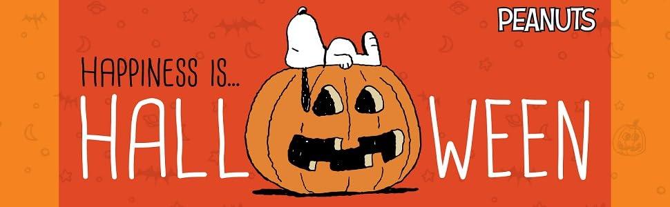 Peanuts Snoopy Halloween Great Pumpkin Charlie Brown