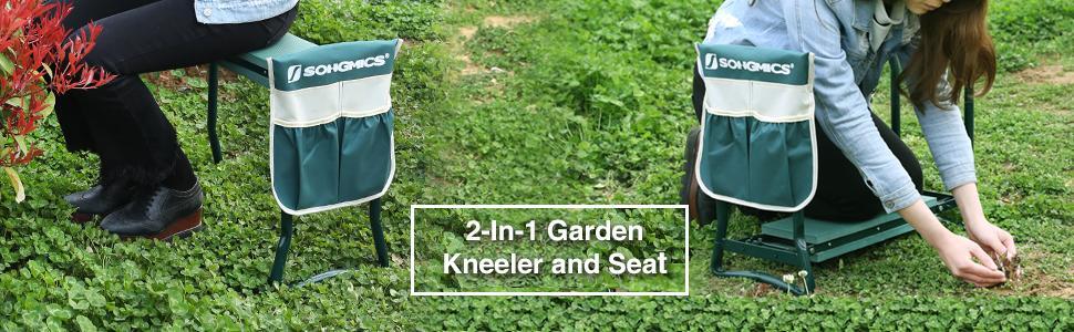 Garden Kneeling Bench