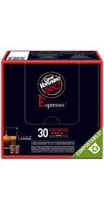 caffè vergnano capsule compatibili nespresso cremoso