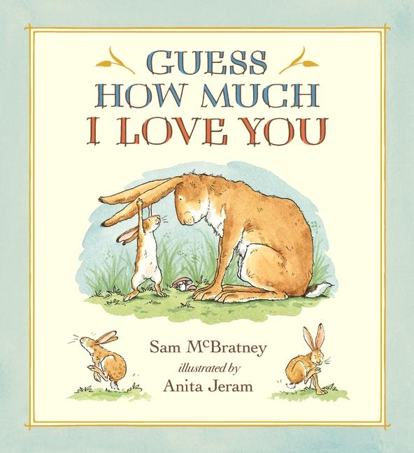 Guess How Much I Love You: Deluxe Book and Toy Gift Set ...