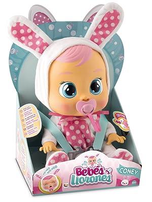 caja packaging bebés llorones