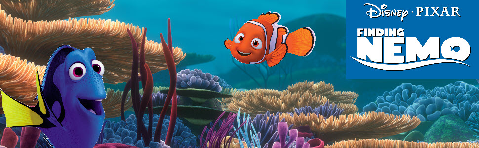Amazon Com Penn Plax Officially Licensed Disney S Finding Nemo Aquarium Ornament Dory With Pink Purple Coral Mini Sized 1 6 Tall Aquarium Decor Ornaments Pet Supplies