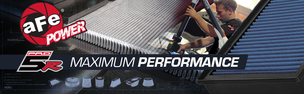 aFe POWER Performance Air Filters