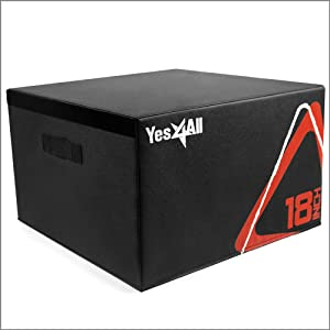 ADJUSTABLE SOFT PLYO BOX
