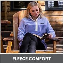 Fleece Comfort