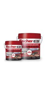 fischer - Imperm. Térmico/ (Cubo de 5 Kg - 4 l Kg/L), 548717: Amazon.es: Bricolaje y herramientas