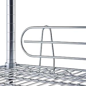 Wire Shelving, Kitchen Cart, Shelving, Shelving Unit, Wire Rack, Storage,