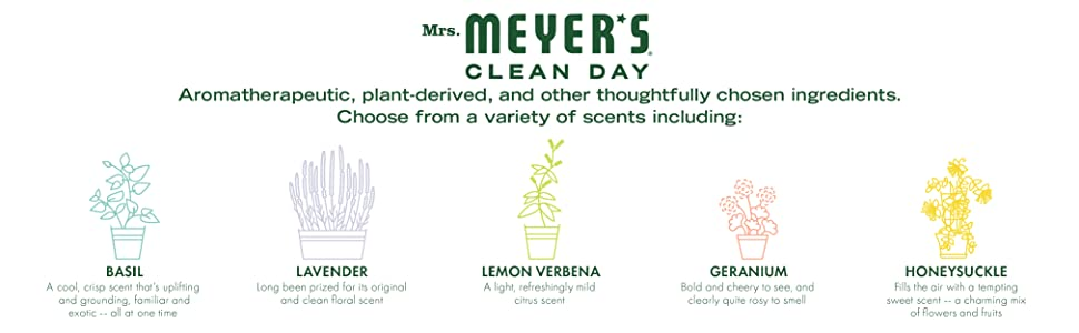 Mrs. Meyer's Clean Day Body Lotion
