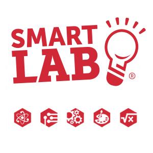 SmartLab Toys Logo, Smart Lab Toys, Making Science Fun, STEM Toys for Kids, Tiny STEM Kits, Kid Labs
