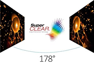 Technologie de dalle SuperClear IPS