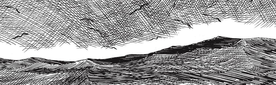 Slum Wolf, manga, Japanese, comics, postwar, alternative, art, illustration, short stories