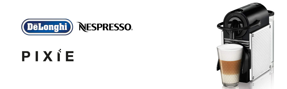 DeLonghi Nespresso coffee machines
