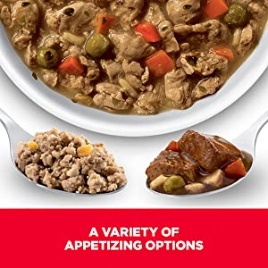 Not artificially colored flavored or preserved Each recipe is formulated to give pets what they need