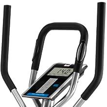 Tecnovita by BH Quick Bicicleta elíptica, Deportes, Blanco/Negro ...