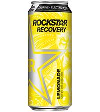 rockstar energy drink recovery