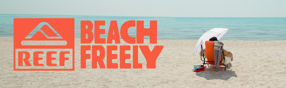 REEF Beach Freely sandals