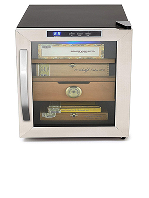 HC-120S Whynter Stainless Steel 1.2 cu. ft. Cigar Humidor