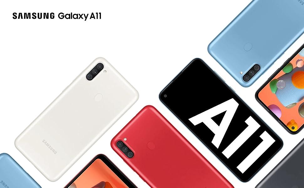Galaxy A11 KV