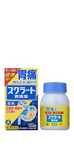 スクラート胃腸薬(錠剤)