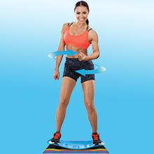 Simply Fit Workout Balance Board As Seen On Tv Amp Shark