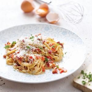Philips Avance Collection Machine à pâtes Spaghetti carbonara
