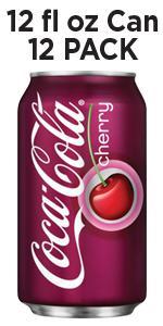 Cherry Coca cola for sale