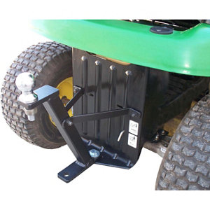 great day lawn pro lawnpro hi-hitch lawnmower towing hihitch