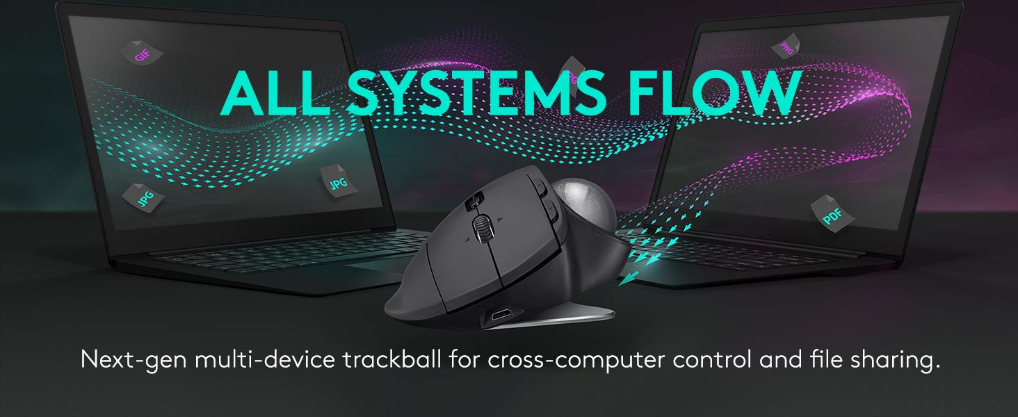 Logitech Mx Ergo Wireless Trackball Mouse Adjustable Door Lock Wiring Diagram Mah 4000 Aww