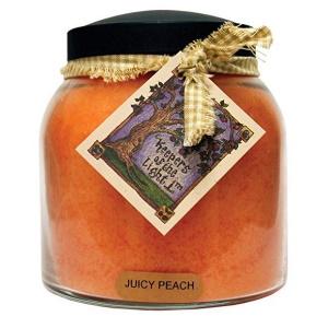 Juicy Peach Papa Jar Candle
