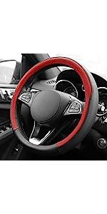 Steering wheel cover for Hyundai
