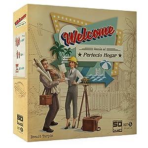 SD Games- Welcome hacia Hogar, Multicolor (SDGWELCTO01): Amazon.es: Juguetes y juegos