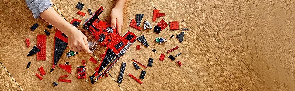 LEGO, toys, Star Wars