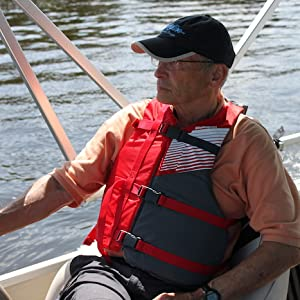 Stohlquist Fit, Boating PFD, Multi Use PFD