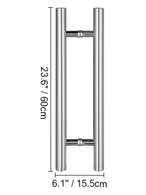 commercial door pull