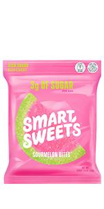 SmartSweets Sourmelon Bites